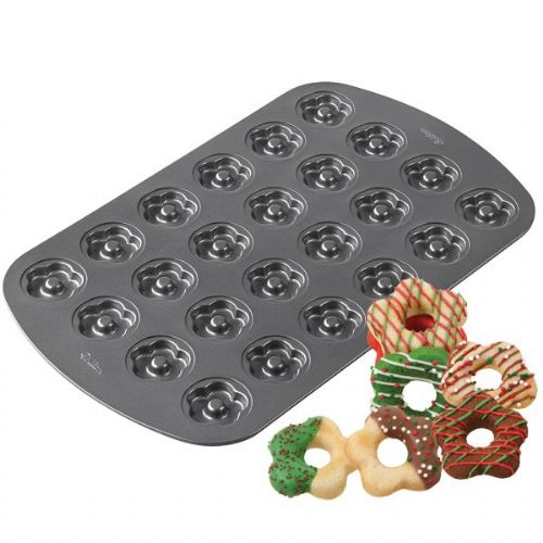 24-Cavity Scallop Cookie Pan
